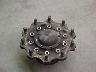 wheel hub for MERCEDES-BENZ Voorwielnaaf Actros tractor unit