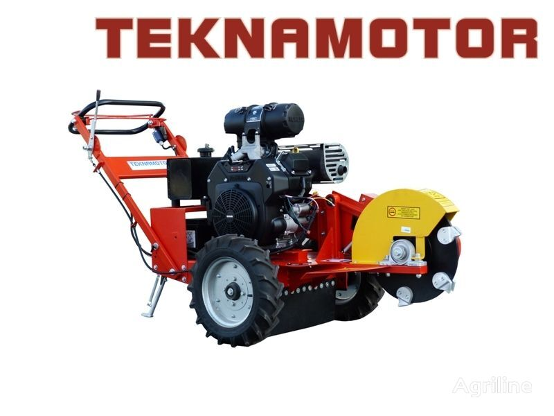 new TEKNAMOTOR Skorpion F400 stump cutter