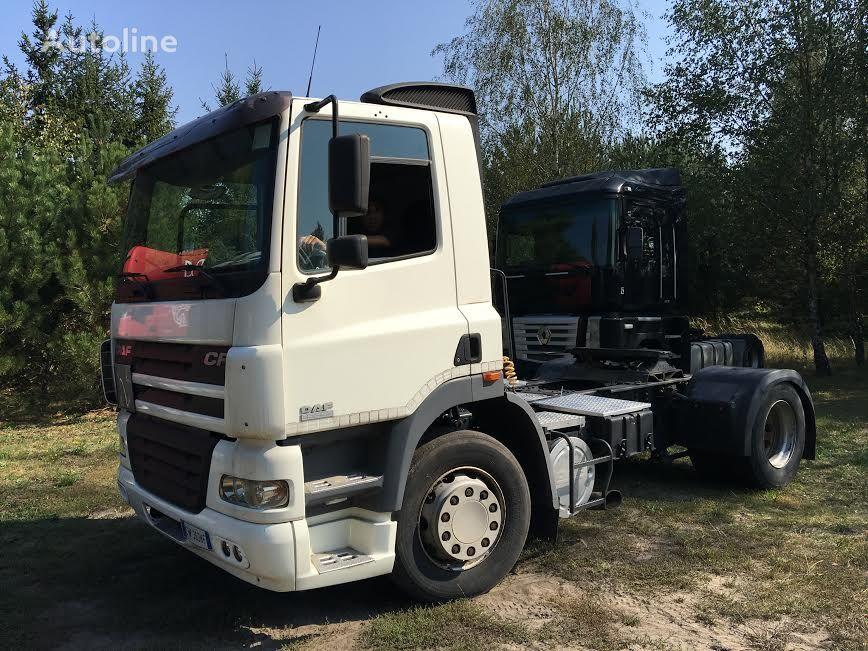DAF CF 85 430 tractor unit