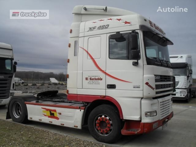 DAF FT95 XF.480 SPACE CAB tractor unit