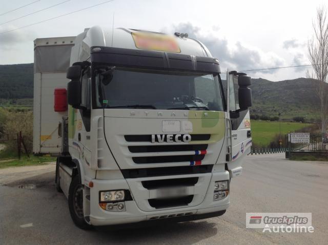 IVECO STRALIS 500 Disponible a partir de 31/05/2017 tractor unit