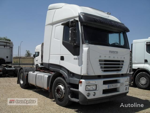 IVECO STRALIS AS 440S48 tractor unit