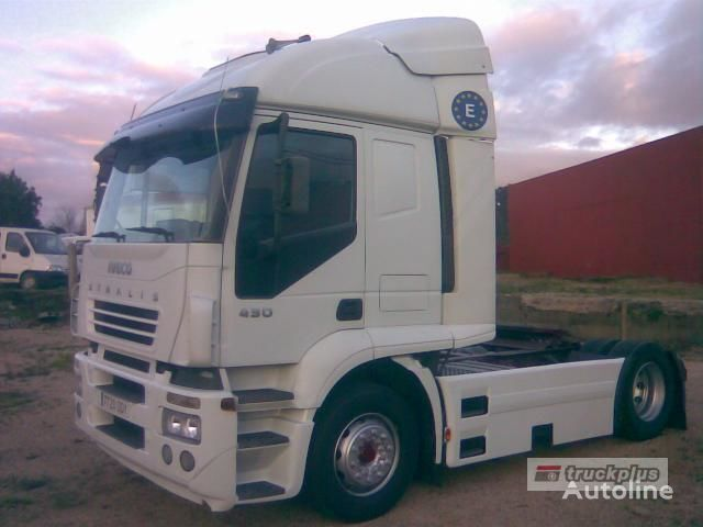 IVECO STRALIS AT 440S43 tractor unit