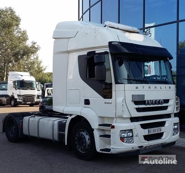 IVECO STRALIS AT 440S45 tractor unit