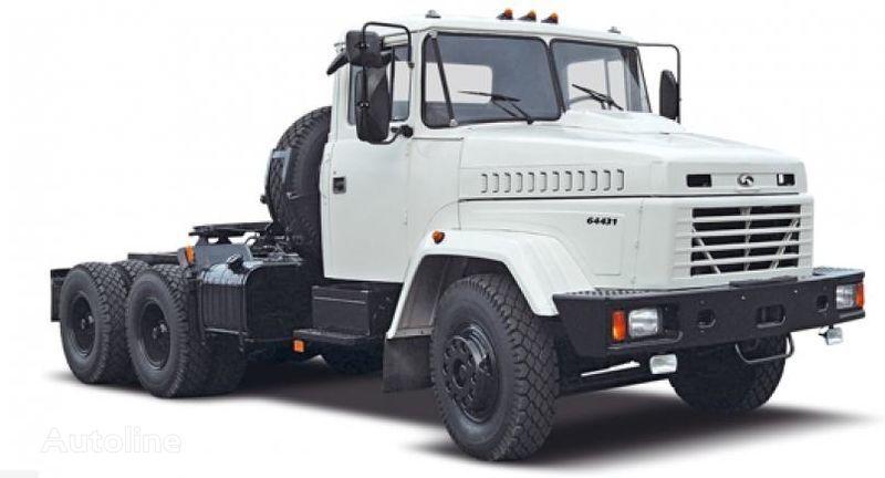 new KRAZ 64431 tractor unit