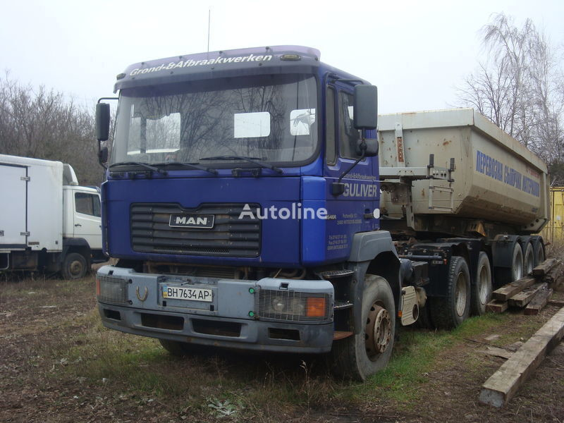 MAN 26.464 tractor unit