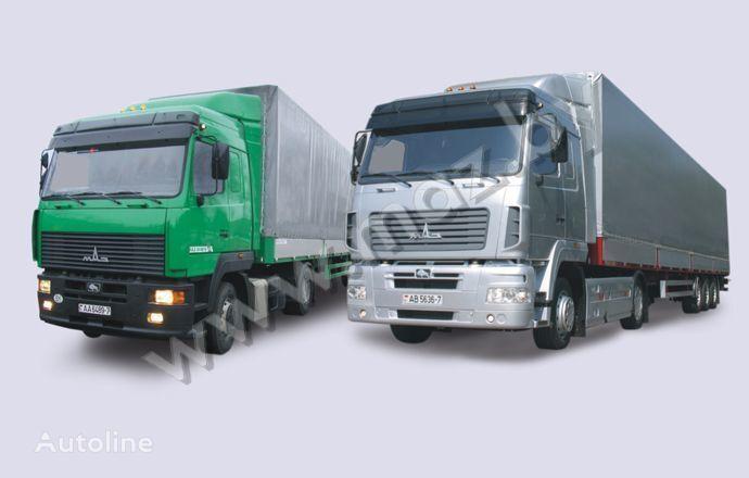 new MAZ 5440 (A8, A9, 19, E9) tractor unit