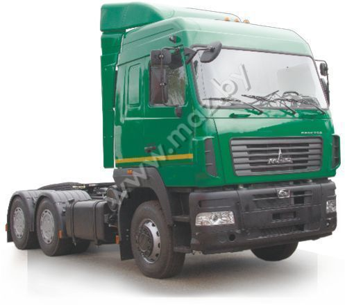 new MAZ 643019-1420-020 (-021) tractor unit