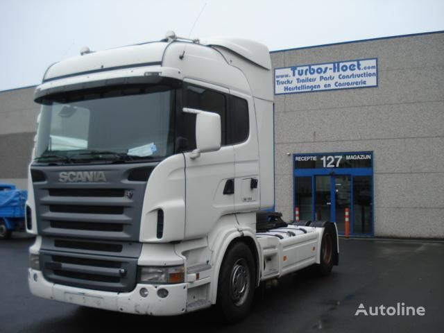 SCANIA R 500 highline tractor unit