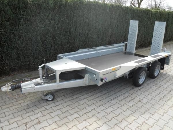 IFOR Williams GX106 3.5T PLANT TRAILER car transporter trailer