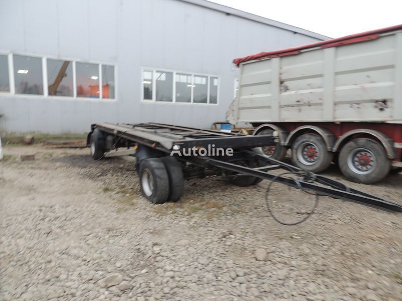 KÖGEL Pricep tral container chassis trailer