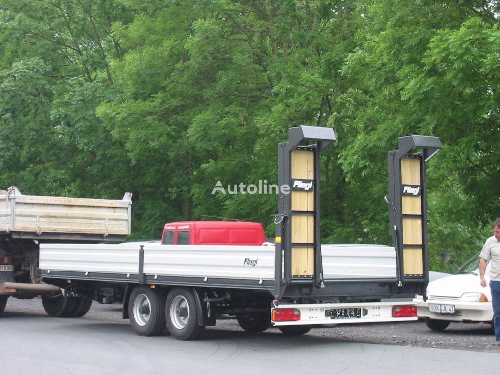 new FLIEGL Fliegl TTS 100 low loader trailer