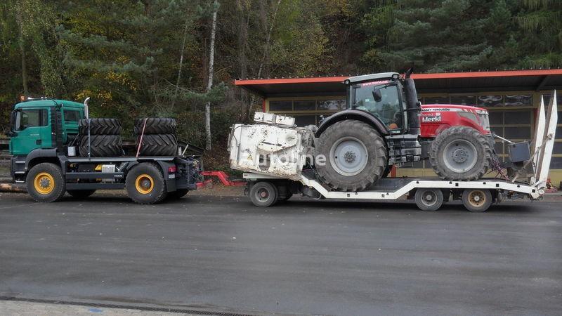 LANGENDORF low loader trailer