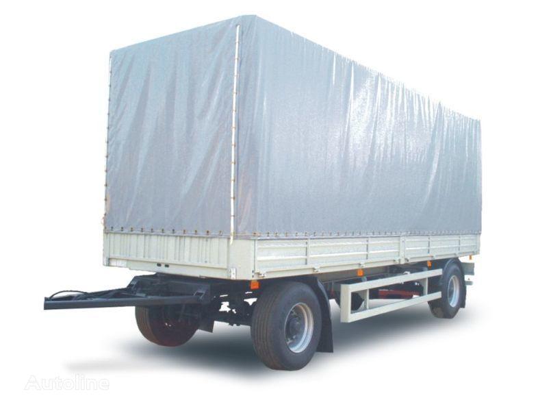 new MAZ 870110-3010 tilt trailer