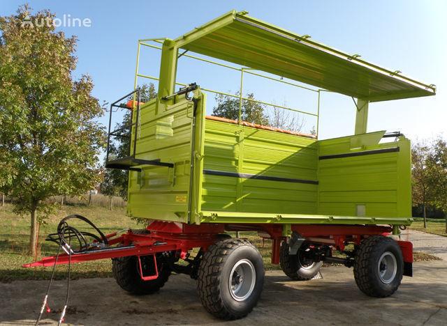 new CONOW HW 180 Dreiseiten-Kipper V 9 tipper trailer