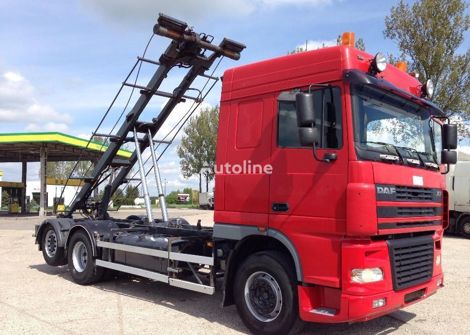 DAF XF 430  cable system truck