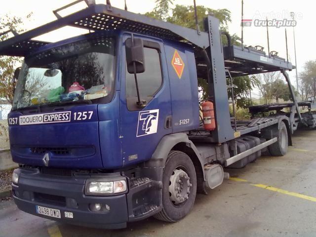 RENAULT PREMIUM 420 car transporter
