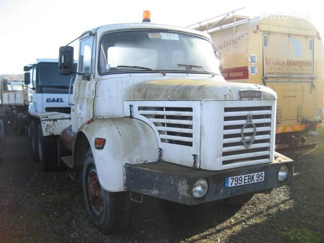 BERLIET GBH chassis truck