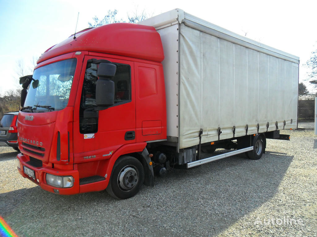IVECO ML 75E18 chassis truck