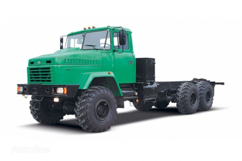 KRAZ 6322 chassis truck