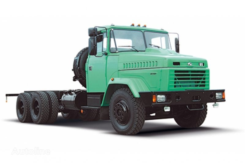 KRAZ 65101 chassis truck