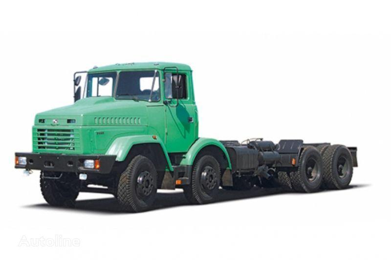 KRAZ 7133N4 chassis truck