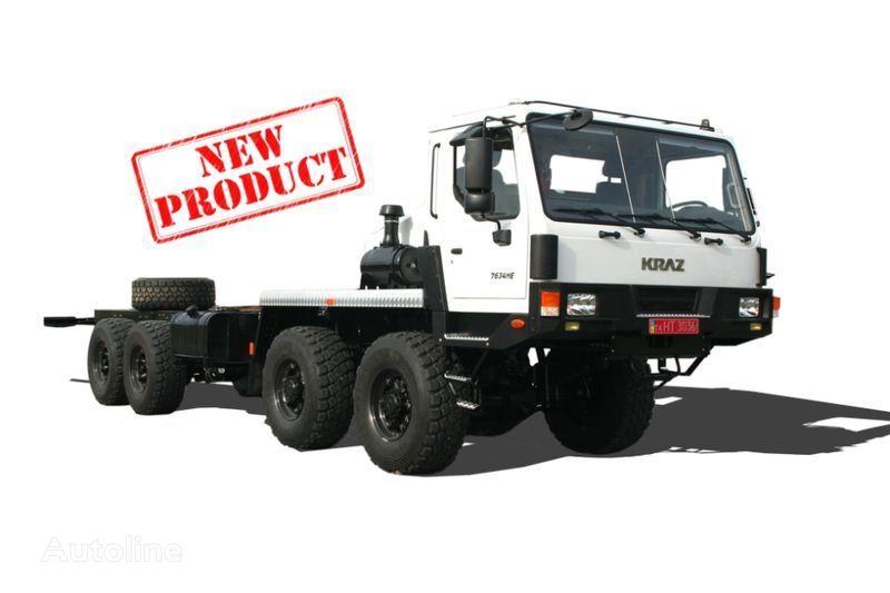 KRAZ 7634NE (N27.3EH) chassis truck
