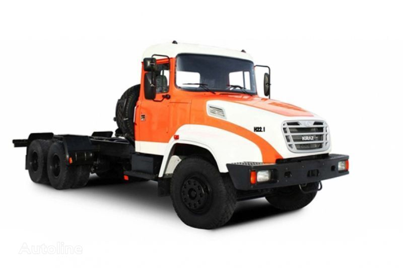 KRAZ N22.1 chassis truck