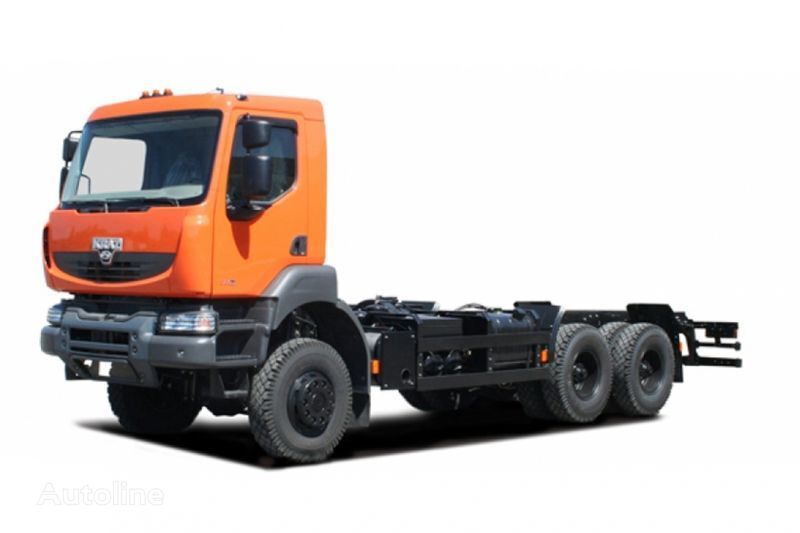 KRAZ N22.2RX chassis truck