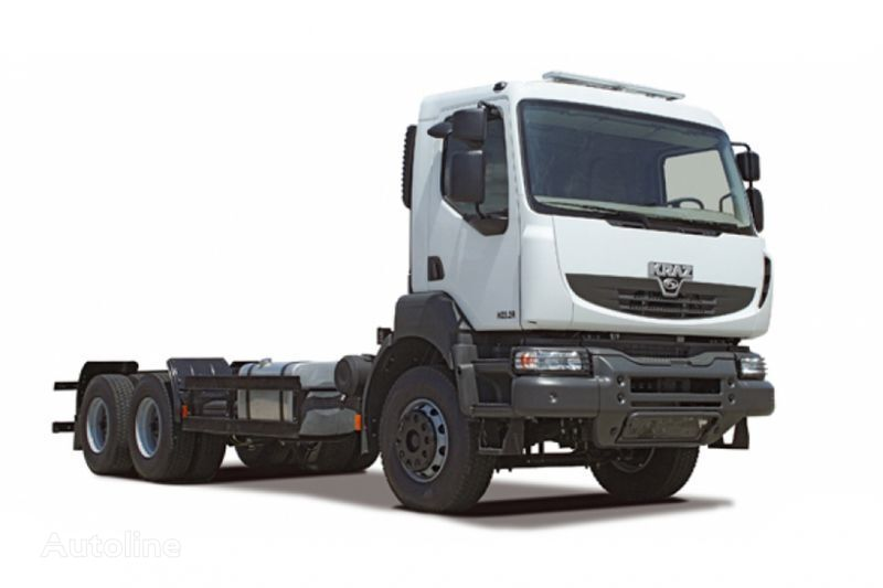 KRAZ N23.2R chassis truck
