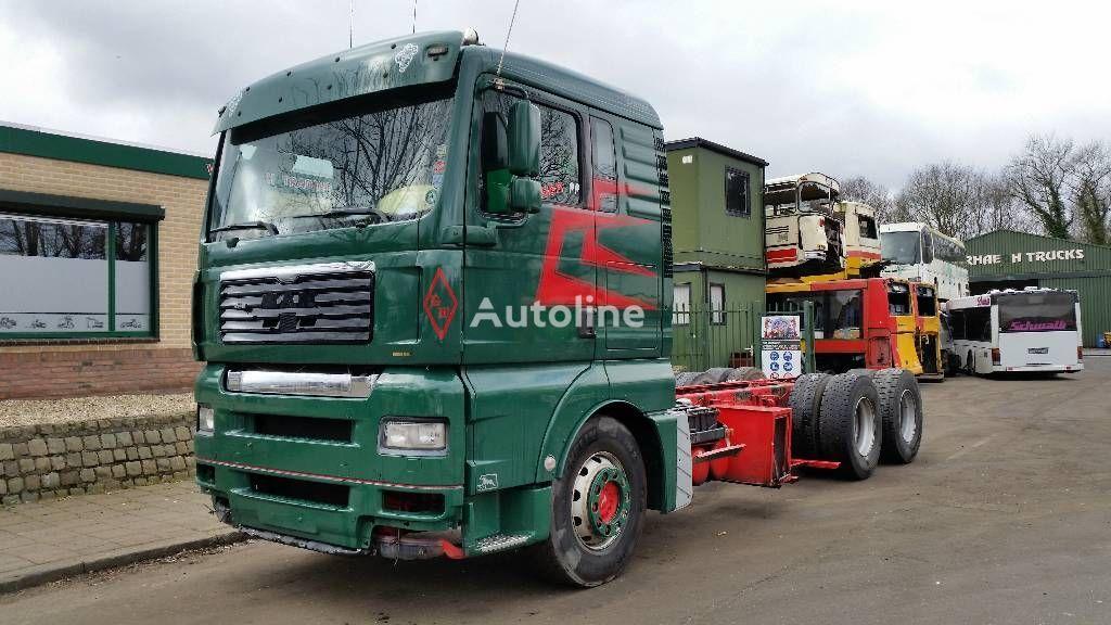 MAN TGA 28.480 chassis truck