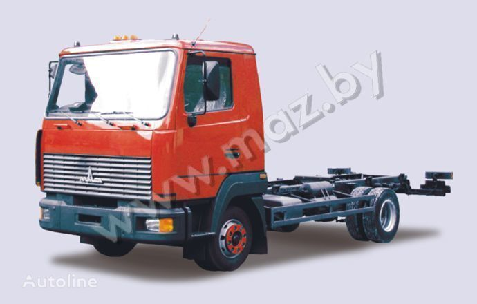 MAZ 4371 chassis truck