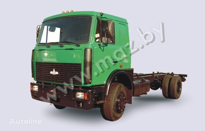 MAZ 5336 chassis truck