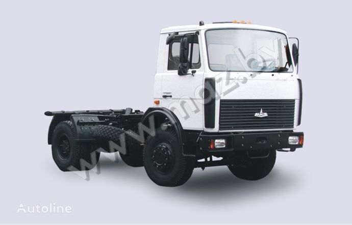 MAZ 5551 chassis truck