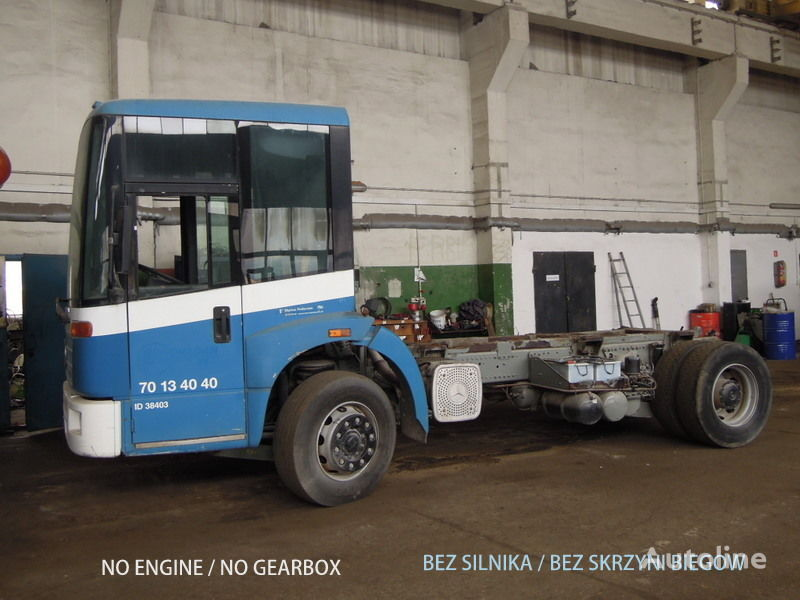 MERCEDES-BENZ Econic 1828 chassis truck