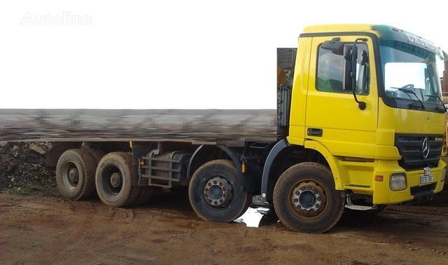 MERCEDES-BENZ actros 4144 K chassis truck