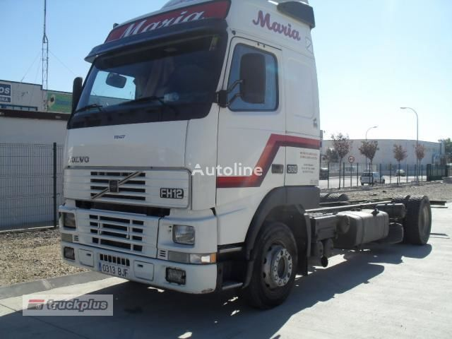 VOLVO FH 12 .380 chassis truck