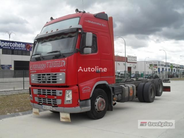 VOLVO FH 12 .460 GLOBE chassis truck