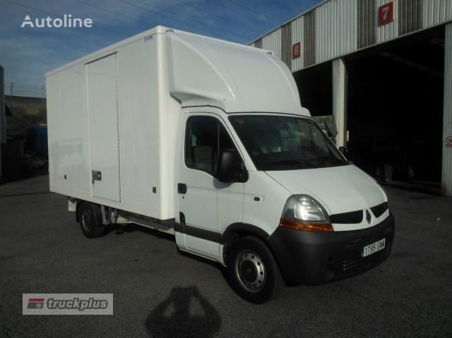 RENAULT MASTER 120.35 closed box truck