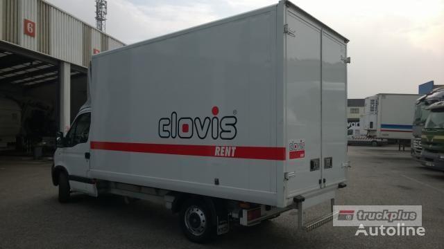 RENAULT MASTER 120.35 closed box truck