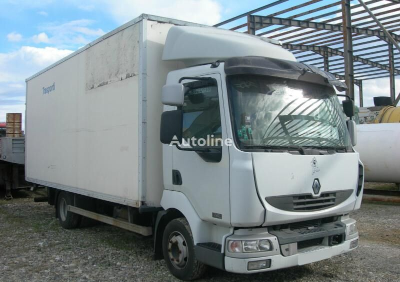 RENAULT Midlum 220 DCI closed box truck