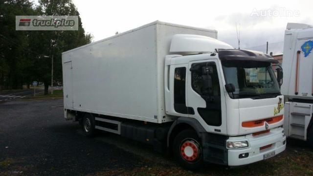 RENAULT PREMIUM 270 closed box truck