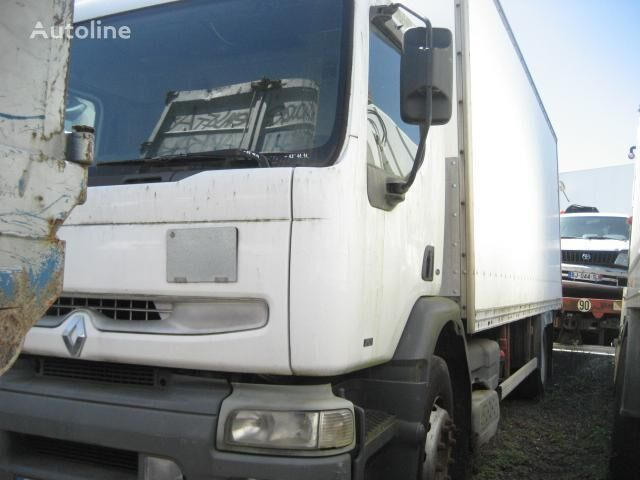 RENAULT Premium 210 closed box truck