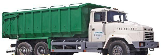 new KRAZ 6230C4 dump truck