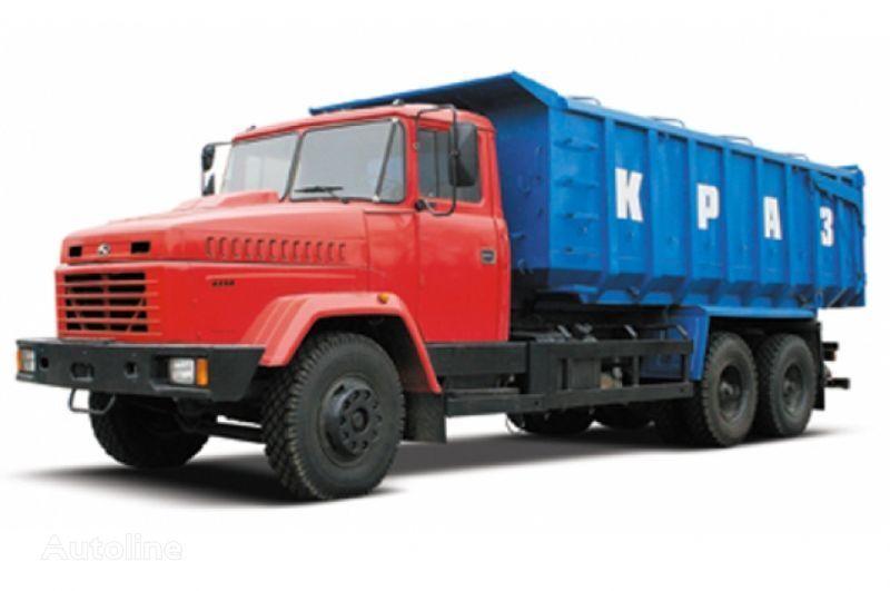 new KRAZ 6230S4  dump truck