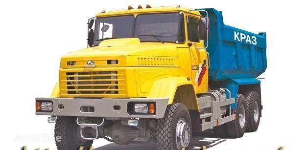 new KRAZ 65032-042  dump truck