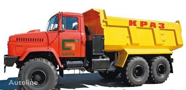 KRAZ 65032-060 dump truck