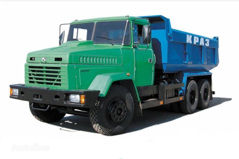 KRAZ 65055 tip 1  dump truck