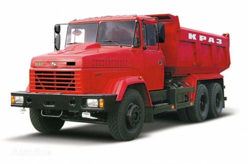 KRAZ 65055 tip 2 dump truck