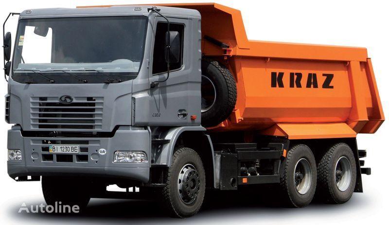 new KRAZ S20.2 dump truck